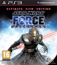 Star Wars: The Force Unleashed Sith Edition (PS3)