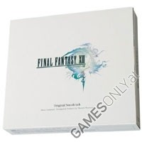 Original Final Fantasy XIII [Soundtrack 4 CD Box-Set Japan Import] Final Fantasy 13 (PS3)