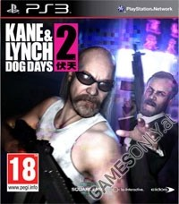 Kane & Lynch 2: Dog Days [uncut Edition] (PS3)