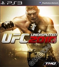 UFC Undisputed 2010 [uncut Edition] (PS3)