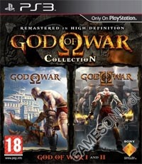 God of War: Collection Edition [PEGI essentials uncut Edition] (PS3)