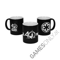 40th Anniversary of Star Wars Limited Edition Mug 3-Pack (nummeriert!) (Merchandise)