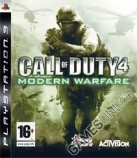 Call of Duty 4 Modern Warfare [UK platinum uncut Edition] (PS3)