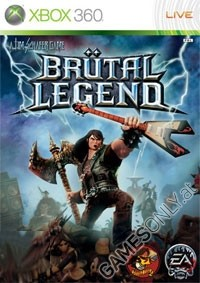 Brutal Legend [uncut Edition] (Brütal Legends uncut) (Xbox360)
