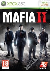 Mafia 2 [AT Wendecover uncut Edition] (Xbox360)