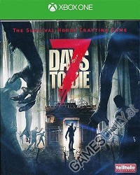 7 Days to Die [uncut Edition] - Cover beschädigt (Xbox One)