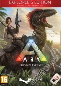 ARK: Survival Evolved [Explorers Edition] (PC)