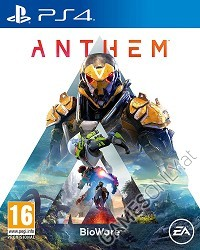 Anthem [uncut Edition] inkl. Preorder Boni (PS4)