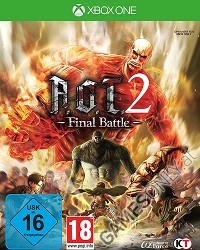 AoT 2 Final Battle [uncut Edition] (Xbox One)