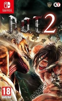 AoT 2 [uncut Edition] (Nintendo Switch)