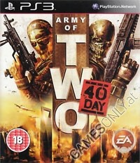 Army of Two: The 40th Day [uncut Edition] (PS3)