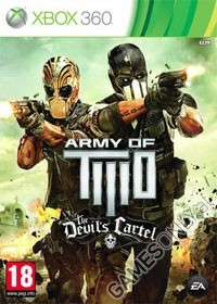 Army of Two: The Devils Cartel [uncut Edition] (Xbox360)