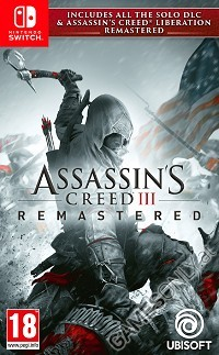 Assassins Creed 3 Remastered (Nintendo Switch)
