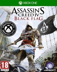 Assassins Creed 4: Black Flag [EU uncut Edition] (Xbox One)