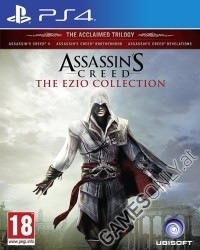 Assassins Creed Ezio Collection [AT uncut Edition] (PS4)