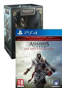 Assassins Creed Ezio Collection [Limited Edward uncut Edition] (PS4)