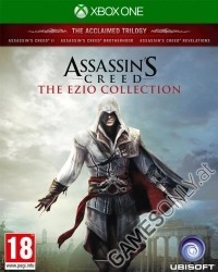 Assassins Creed Ezio Collection [Deluxe AT uncut Edition] inkl. Soundtrack (exklusiv) (Xbox One)