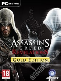 Assassins Creed Revelations [Gold uncut Edition] (PC Download)