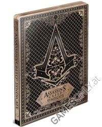 Assassins Creed Syndicate Sammler Steelbook (Merchandise)