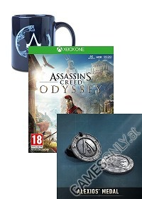 Assassins Creed: Odyssey [Ultimate uncut Edition] (Xbox One)