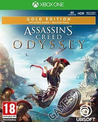 Assassins Creed: Odyssey [Gold uncut Edition] inkl. Preorder Bonus (Xbox One)