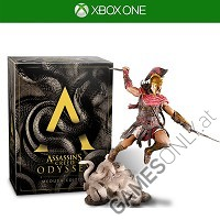 Assassins Creed: Odyssey [Medusa Collectors uncut Edition] (Xbox One)