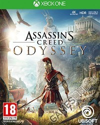 Assassins Creed: Odyssey [Day 1 AT Bonus uncut Edition] (Xbox One)