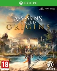 Assassins Creed: Origins [Bonus uncut Edition] (Xbox One)
