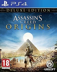 Assassins Creed: Origins [Deluxe uncut Edition] (PS4)
