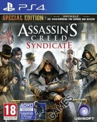 Assassins Creed: Syndicate [Special EU uncut Edition] inkl. Bonus DLC (PS4)