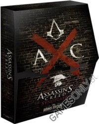 Assassins Creed: Syndicate [The Rooks Collectors AT uncut Edition] inkl. Bonus Missionen + Meisterassassinen DLC (Xbox One)