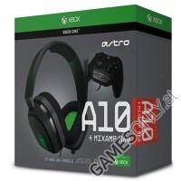 Astro Gaming A10 Headset Grey/Green inkl. MixAmp M60 Xbox One, PC, MAC (Xbox One)