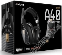Astro Gaming A40 Headset TR Black inkl. MixAmp PS4, PS3, PC, MAC (PS4)