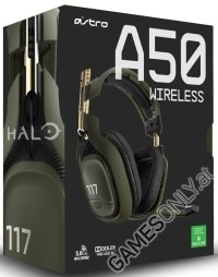 Astro Gaming A50 Wireless Dolby 7.1 Headset Halo inkl. MixAmp Xbox One (Xbox One)