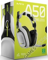 Astro Gaming A50 Wireless Dolby 7.1 Headset White inkl. MixAmp Xbox One (Xbox One)