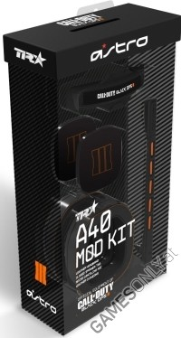 Astro Gaming Mod Kit f�r A40 TR Black Ops III (Gaming Zubeh�r)