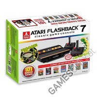 Atari Flashback 7 Classic Game Console [Frogger Edition] (Gaming Zubehör)
