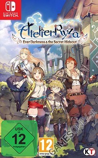 Atelier Ryza: Ever Darkness and the Secret Hideout (Nintendo Switch)