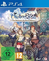Atelier Ryza: Ever Darkness and the Secret Hideout (PS4)