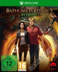 Baphomets Fluch 5 [Premium Edition] (Xbox One)