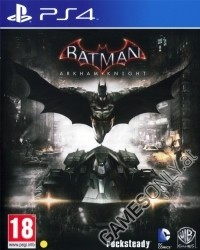 Batman: Arkham Knight [Erstauflage uncut Edition] (PS4)