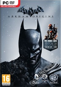 Batman: Arkham Origins [uncut Edition] (PC)