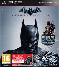 Batman: Arkham Origins [uncut Edition] (PS3)