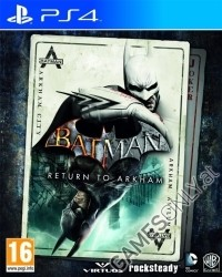 Batman: Return to Arkham [uncut Edition] - Cover beschädigt (PS4)