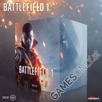 Battlefield 1 [Collectors Edition] (ohne Spiel) (Merchandise)