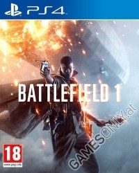 Battlefield 1 [EU uncut Edition] (PS4)