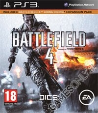 Battlefield 4 [uncut Edition] (PS3)