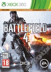 Battlefield 4 [AT D1 uncut Edition] inkl. Bonus DLC (Xbox360)