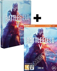 Battlefield 5 [AT Limited Steelbook uncut Edition] + 3 Preorder Boni (PC)