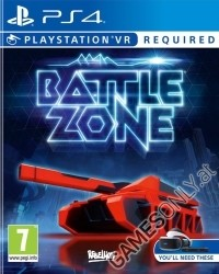 Battlezone VR (PS4)